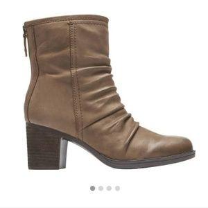 Rockport brown Natashya ankle boots